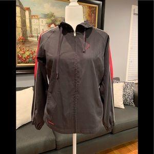 Women's Reebok Windbreaker Jacket, Size Small
